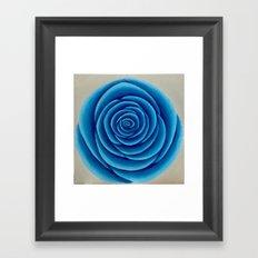 Bellaire Rose Framed Art Print