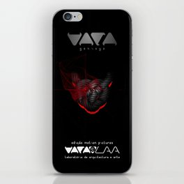 "Vaca - MP: ""Vaca - Genisys"" iPhone Skin"