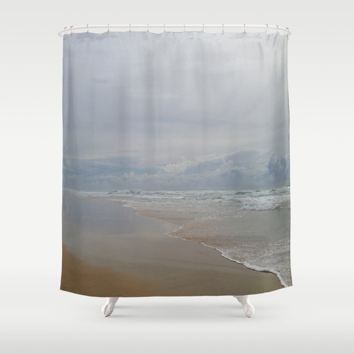 Oceania II Shower Curtain