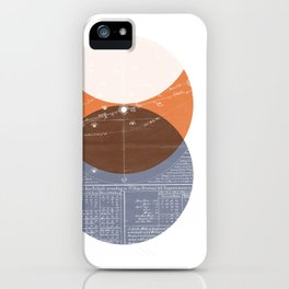 Eclipse I iPhone Case
