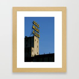 Gold Medal Flour 2 Framed Art Print