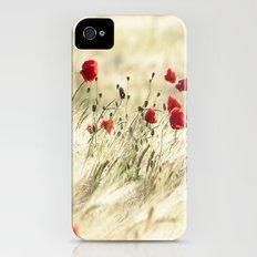 A POPPY  POEM Slim Case iPhone (4, 4s)