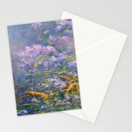 John Henry Twachtman Meadow Flowers Stationery Cards