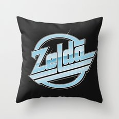 Zelda // Magna Throw Pillow