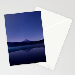 Iceland in the Evening Stationery Cards