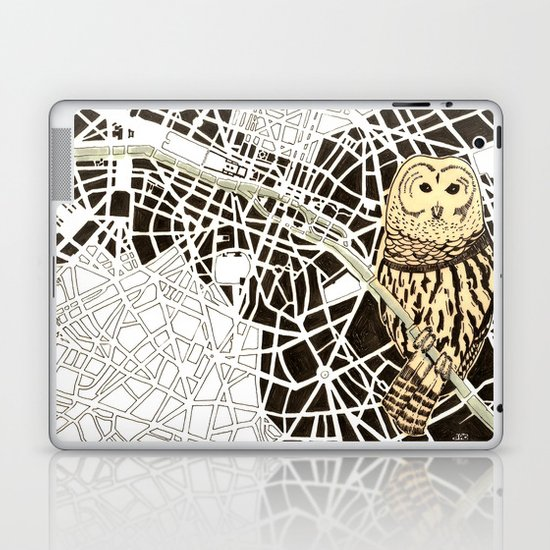 There Is Never Any End Laptop & iPad Skin