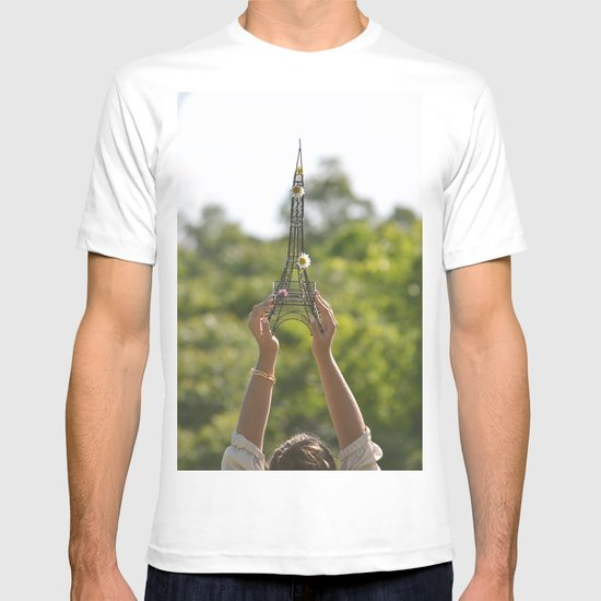 The World On My Shoulders T-shirt