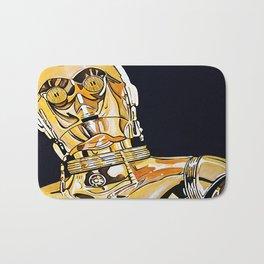 C3PO Bath Mat