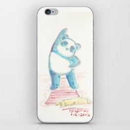 PiYo Panda iPhone Skin