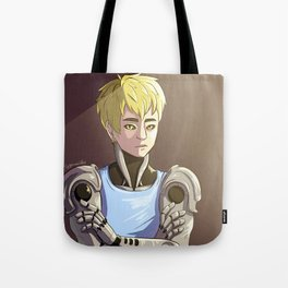 Genos - Red Tote Bag