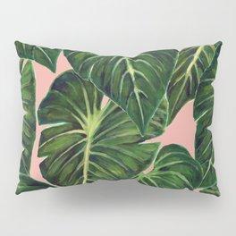 Tropical II Coral Pillow Sham
