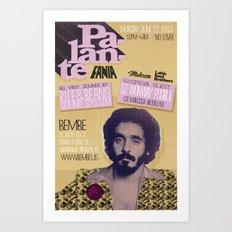 Pa'lante! NYC (June) Art Print