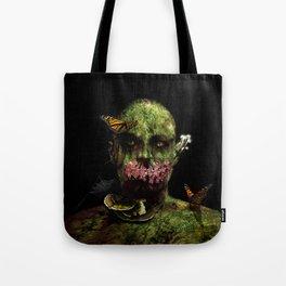 Moss Man Tote Bag