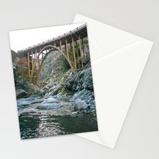 Bridge To Nowhere (II) Stationery Cards