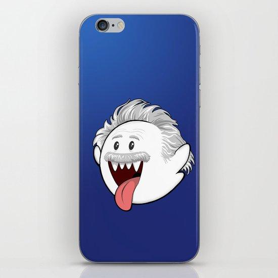 BooStein - Mario Boo and Einstein Mashup iPhone & iPod Skin