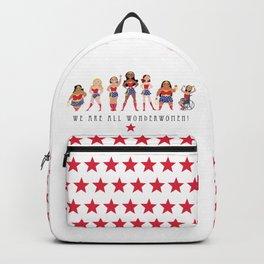 We Are All Wonderwomen! Backpack