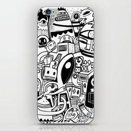 BIG - BW iPhone Skin