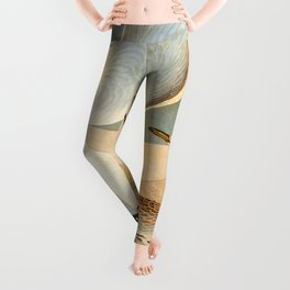 Bonapartian Gull Leggings