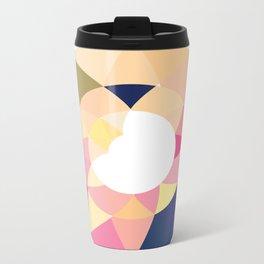 Datadoodle Donut Metal Travel Mug