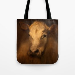 Cow 25 Tote Bag