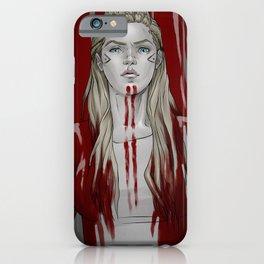 Lagertha Lothbrok iPhone Case