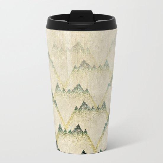 Mountain Mist Metal Travel Mug