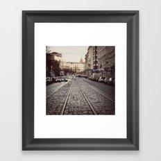 Riga Framed Art Print