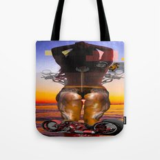 SUN SET PART II Tote Bag