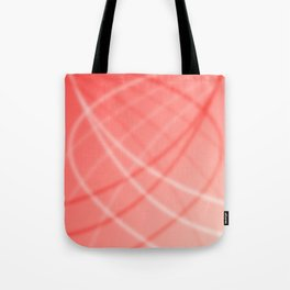 Red Background Tote Bag
