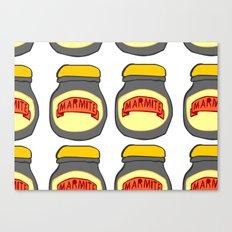 Marmite Canvas Print
