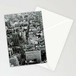 NEW YORK CITY # Black&White Stationery Cards