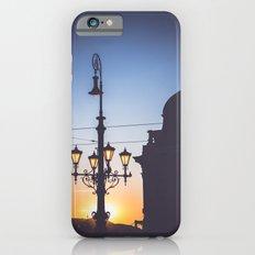 Freedom bridge - summer sunset II. Slim Case iPhone 6s