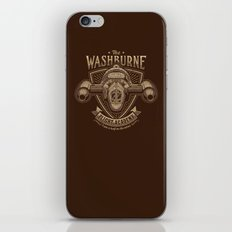 The Washburne Flight Academy iPhone & iPod Skin