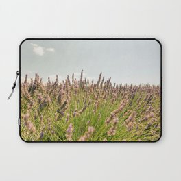 Fields of Lavender South of France Laptop Sleeve