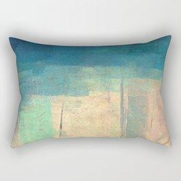 गौतम की जागृति (Gautama's Awakening) Rectangular Pillow