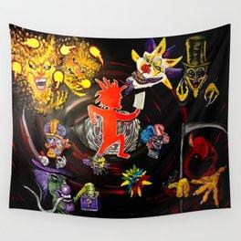 I.C.P Joker Ignited Wall Tapestry