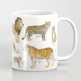 Wild Cats Coffee Mug