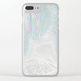 Melt Clear iPhone Case