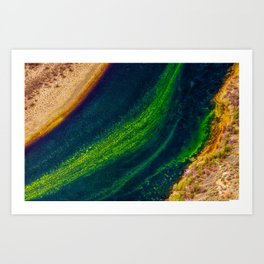 Horseshoe Bend - Colorado River Art Print