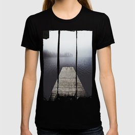 Fading into the mist T-shirt