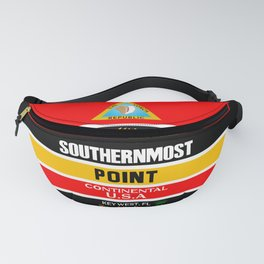 Southern Most Point, Key West, Florida/サザン・モスト・ポイント Fanny Pack