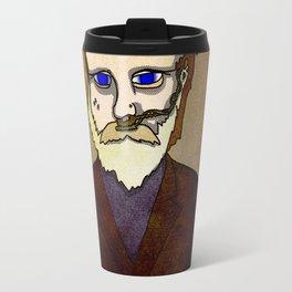 Prophets of Fiction - Frank Herbert /Dune Travel Mug