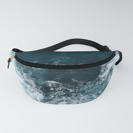 Water (Ocean Waves) Fanny Pack