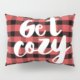 Let's get cozy with Flannel Pillow Sham