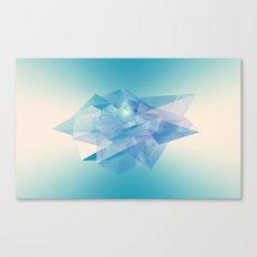 Untrue Canvas Print