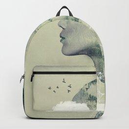 Geo Dress Backpack