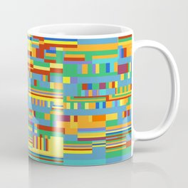 Chromatetude (Candy Colours) Coffee Mug