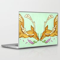 casablanca Laptop & iPad Skins featuring Casablanca by CanisAlbus