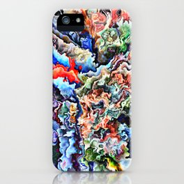 Multiple Dreaming ONE iPhone Case