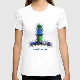 wmd mole. T-shirt